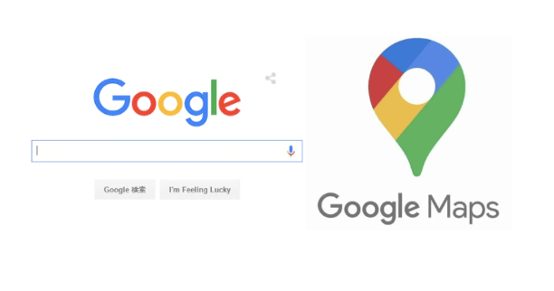 google検索 リスティング広告 GoogleMap